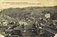 El Valle, 95 años atrás, visto desde el colegio Maristas