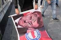 Turquía lleva a la calle su enfrentamiento con Francia