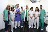 El CHUA realizó más de 60 criobiopsias pulmonares