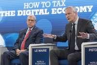 Francia no renuncia a la 'tasa Google'