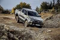 Toyota lanza un hilux más potente y robusto