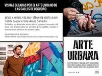Logroño enseña sus mejores obras de arte urbano