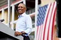 Obama arremete contra Trump por su gestión de la pandemia