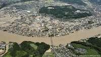 Las lluvias torrenciales en Japón causan más de 30 muertos