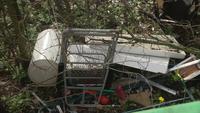 La basura, nueva vecina de San Pedro
