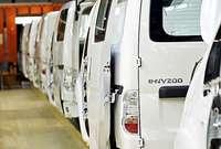 Nissan eleva su producción en España