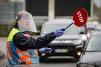 Portugal registra 188 contagios en la región de Lisboa