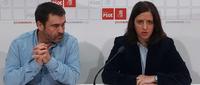 Jesús Puente y Esther Peña.