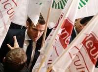 Macron busca calmar a los agricultores franceses