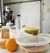 La Cocina Económica de Logroño dobla sus servicios de comida