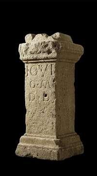 A un Dios romano en Numancia