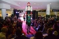 Disfraces y música para celebrar el Carnaval en Vallsur