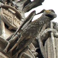 Los grifos de la Catedral