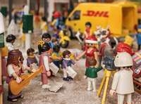 Doce mil playmobil 'solidarios' con el cáncer infantil