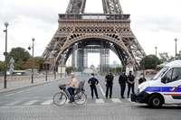 La Torre Eiffel es evacuada por una alerta de bomba