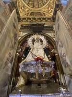Traslado de la Virgen de La Fuencisla