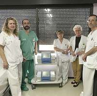 Albacete será en 2022 la sede de la diálisis peritoneal