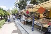 Alimentos 'eco-bio' en los mercadillos del Martes y sábado