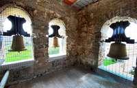 Las campanas de la iglesia de San Martín solo voltearán en ocasiones puntuales.