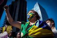 Brasil alcanza los 500.000 contagios