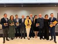 El sector vitivinícola de CyL triunfa en los Premios Verema