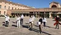 Alcaste entrega 3.000 cartas de rechazo a plan de Educación
