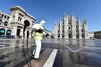 Italia supera los 17.000 muertos