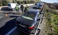 Caen a la mitad los accidentes graves de tráfico