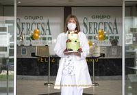 La residencia Estanque Dorado de Piedrahíta celebra 25 años