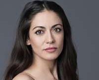 La actriz albacetense Verónica Perona.