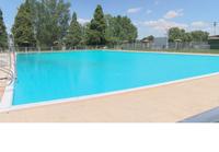 La piscina al aire libre abrirá el 1 de julio