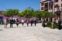 Homenaje en el 6 de Junio a los héroes de la pandemia