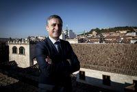 Rafael Barbero, director general de la Fundación Caja de Burgos.
