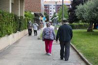 Nuevos ingresos en residencias solo en casos urgentes