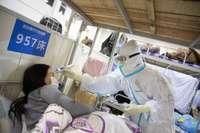 China eleva a 1.868 los muertos por coronavirus