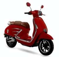 Ebroh pone a la venta el scooter Veracruz