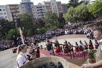 500.000 euros de San Mateo irán para Covid y el V Centenario