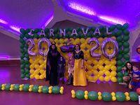 El Carnaval se vive hoy en el LAVA y la Cúpula del Milenio