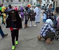 Tradiciones en El Hornillo por carnaval