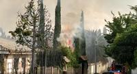 El incendio del Polígono, sin consecuencias