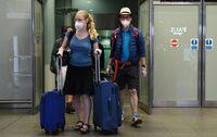 La situación epidémica ataca al turismo en Francia
