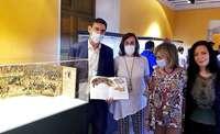 El Museo del Cerrato muestra 90 libros pop-up
