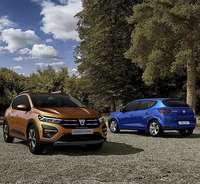 Dacia lanza los nuevos Sandero, Stepway y Logan