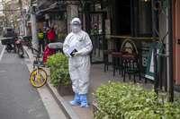 China confirma un caso de transmisión local de coronavirus