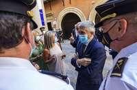 Marlaska alaba en Toledo la utilidad democrática del DNI