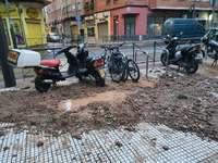 Revienta tuberías en Ramírez de Velasco,  Beratúa y Lardero
