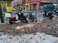 «Fatigadas» tuberías revientan en Logroño