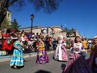 Cebreros eleva el nivel del carnaval abulense