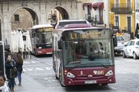 La línea 2 de autobús de Cuenca queda suprimida