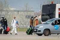 Casi 5.000 denuncias por incumplir el confinamiento en Italia